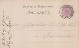 Germany Post Card  (A-3093) - Briefe U. Dokumente