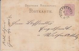 Germany Post Card  (A-3094) - Deutschland