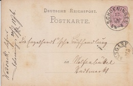 Germany Post Card  (A-3096) - Germany