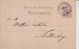 Germany Post Card  (A-3099B) - Deutschland