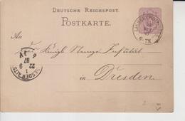 Germany Post Card  (A-3099f) - Germany