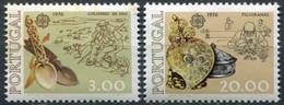 Portugal CEPT 1976 Yvertn° 1291-1292 *** MNH Cote 50,00 Euro Europa - Neufs