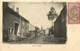 VOSGES LIFFOL LE GRAND    Rue De L'église - Liffol Le Grand