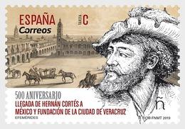 Spanje / Spain - Postfris / MNH - Herman Cortez 2019 - 1931-Tegenwoordig: 2de Rep. - ...Juan Carlos I