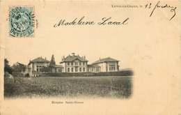 VOSGES LIFFOL LE GRAND   Hospice Saint Simon - Liffol Le Grand