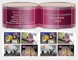 Spanje / Spain - Postfris / MNH - Booklet Semana Santa 2019 - 1931-Tegenwoordig: 2de Rep. - ...Juan Carlos I
