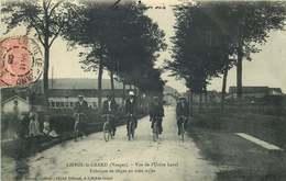 VOSGES LIFFOL LE GRAND   Vue De L'usine LAVAL Fabrique De Sieges - Liffol Le Grand