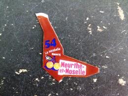 MAGNET MEURTHE ET MOSELLE 54 LA MIRABELLE NANCY FRUIT PRUNE DEPARTEMENT - Tourisme
