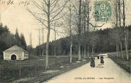 VOSGES LIFFOL LE GRAND   Les Vergeres - Liffol Le Grand