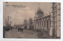TORINO - ESPOSIZIONE 1911 - MOSTRA STRADALE AUTOMOBILI - Exhibitions