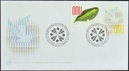 UNO GENF 2013 Mi-Nr. 807/08 FDC - FDC
