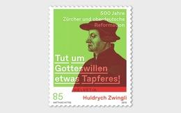 Zwitserland / Suisse - Postfris / MNH - 500 Jaar Reformatie 2019 - Zwitserland