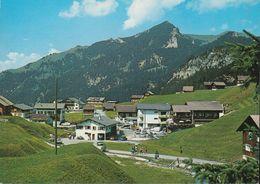 Liechtenstein - Malbun - Ortsansicht - Cars - VW Bus - VW Käfer - Liechtenstein