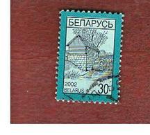 BIELORUSSIA (BELARUS)   - MI 353IIy - 2002 MILL -   USED - Belarus