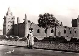 CPSM - BAMAKO - Mosquée En Terre Battue - Mali