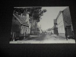 Moerbeke - Waes  Rue Haute - Moerbeke-Waas