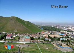 Mongolia Ulan Bator New Postcard Mongolei AK - Mongolei