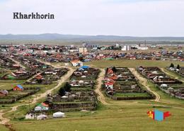 Mongolia Kharkhorin Aerial View New Postcard Mongolei AK - Mongolei