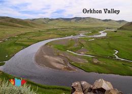 Mongolia Orkhon Valley UNESCO New Postcard Mongolei AK - Mongolia