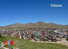 Mongolia Uliastai Aerial View New Postcard Mongolei AK - Mongolei