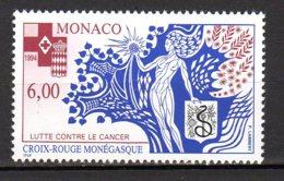 YT 1960 Neuf Croix-Rouge Monégasque Lot 768 - Monaco