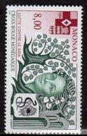YT 1961 Neuf Croix-Rouge Monégasques. Lutte Contre Le SIDA Lot 769 - Monaco