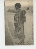 """ETHNIQUES ET CULTURES - AFRIQUE OCCIDENTALE - SENEGAL - Femme Type """" BELLA """" - Afrique"""