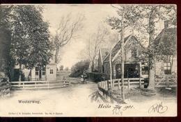 Heiloo - Westerweg - 1901 - Alkmaar - Nederland