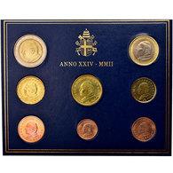 Vatican, Set, 2002, Jean Paul II - Vatican