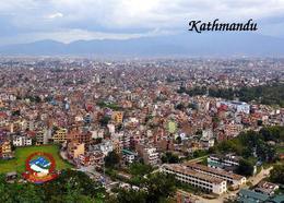 Nepal Khatmandu  Aerial View New Postcard - Nepal