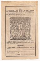 Estampillas Religiosas - 1932 Julio - Imágenes Religiosas
