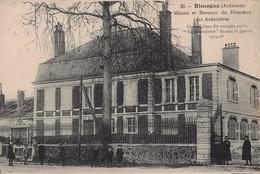 Rimogne - Maison Et Bureaux Du Directeur Des Ardoisières - Frankreich