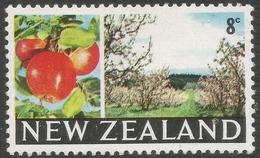 New Zealand. 1967-70 Definitives. 8c MH. SG 872 - New Zealand