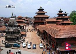 Nepal Patan Overview UNESCO New Postcard - Nepal