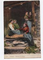 IN VALSESIA (PIEMONTE) - COSTUME DI SCOPA - Italy
