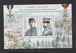 """FRANCE / 2019 / Y&T N° 5311/5312 ** En BF Ou F5311 ** : Bloc """"France-Pologne"""" - Gomme D'origine Intacte - Neufs"""