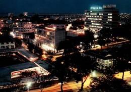 CPM - ABIDJAN - Vue De Nuit - Costa D'Avorio