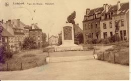 Linkebeek Place Des Braves Monument - Linkebeek