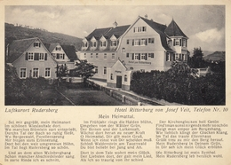 Rudersberg - Hotel Ritterburg - Backnang