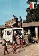 CPM - CÔTE D'IVOIRE - Taxi Brousse - Elfenbeinküste