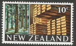 New Zealand. 1967-70 Definitives. 10c MH. SG 873 - New Zealand