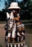 CPM - NIGERIA - Wood Carving - Nigeria