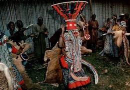 CPM - NIGERIA - Masqueraders - Nigeria