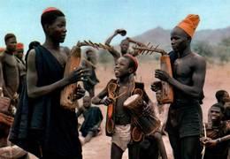 CPM - NIGERIA - Musicians - Nigeria