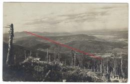 Vogesen - Vosges - Hartmannsweiler Vieil Armand Allemande Guerre 14-18 Carte Photo  WWI - Oorlog 1914-18