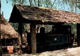 CPM - NIGERIA - Bauchi Light Railway Locomotive 1921 - Nigeria