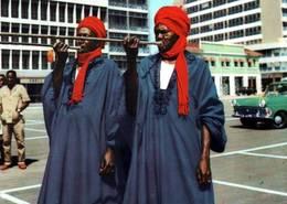 CPM - NIGERIA - Joueurs DeTrompette - Nigeria