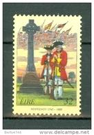 Ireland 1995 Scott 967**, SG 953**, Yv 900**, Mi 897**;   Battle Of Fontenoy - 1949-... République D'Irlande
