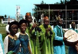 CPM - NIGERIA - Danseurs Traditionnels - Nigeria