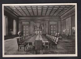 DR Berlin Reichskanzlei Kabinettsitzungssaal - Karte1 - Weltkrieg 1939-45